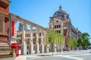 museu victoria e albert em londres, reino unido foto