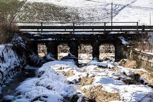 ponte e neve foto