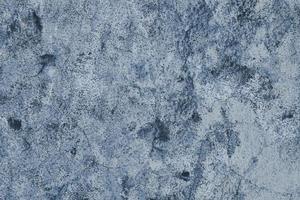 fundo de textura de mármore azul estampado para design de interiores foto