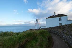 Farol da Irlanda do Norte, Reino Unido foto