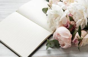 blogger ou espaço de trabalho freelancer foto