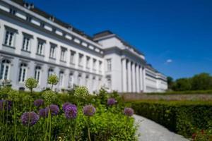 o palácio em koblenz na alemanha foto