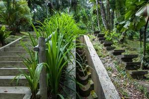 o jardim botânico em Kuala Lumpur foto