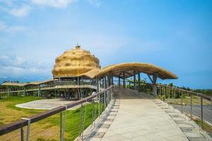 marco internacional do parque à beira-mar em taitung, taiwan foto