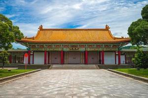 templo de confucius em kaohsiung, taiwan foto