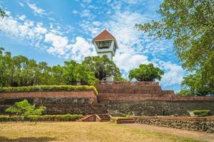 forte zeelandia, também conhecido como anping fort em tainan, taiwan foto