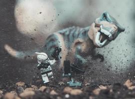 Varsóvia, 2020 - minifig do Guerra nas Estrelas de Lego foto