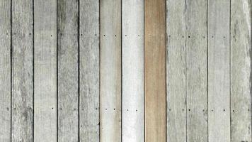 o antigo fundo de textura de padrão ripado de madeira. foto