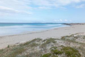 praia de ses illetes em formentera, ilhas baleares na espanha. foto