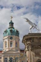 Palácio de charlottenburg em Berlim, Alemanha foto