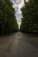 parque da caminhada no centro de Terni foto