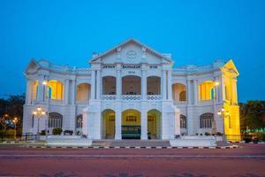 prefeitura de ipoh em ipoh, malásia foto