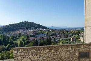 paisagens de amelia vistas das paredes foto