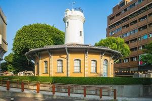 antigo observatório meteorológico de tainan em tainan, taiwan foto