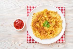 omelete ou omelete foto