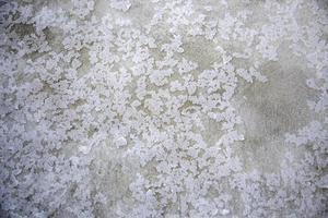 sal na produção salina, navarre, espanha foto