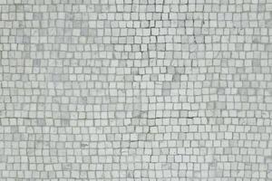 mosaico de ladrilho de chão foto
