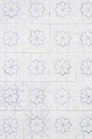 azulejos brancos brilhantes foto
