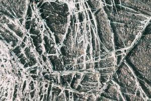 textura de plexiglass plástico amassado foto
