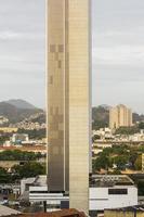 detalhes do morro do pinto no rio de janeiro - brasil foto