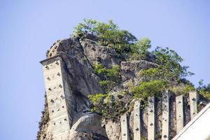 pico da agulha de inhanga em copacabana foto