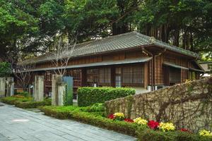 museu de literatura de taichung em taiwan foto