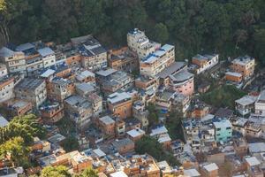 da trilha do morro infantil em copacabana foto