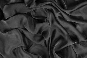 textura, plano de fundo, padrão. textura de tecido de seda. lindo tecido de seda macio. foto