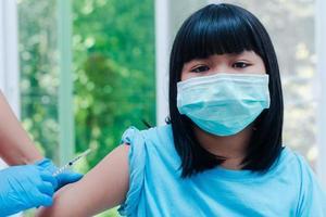 vacinação contra o novo vírus corona vacine-covid19 foto
