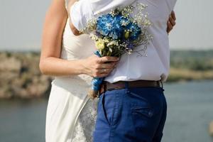 buquê de noiva casamento foto
