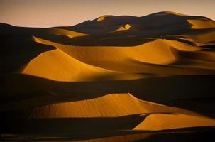 deserto de tassili n'ajjer, parque nacional, argélia - áfrica foto