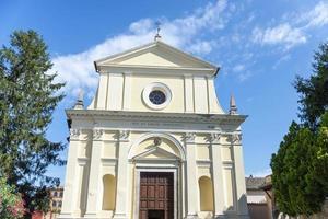 igreja de orvieto, itália, 2020 foto