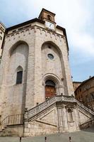 igreja de sant ercolano em perugia, itália, 2021 foto