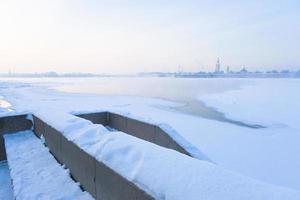 a fortaleza de pedro e paul, são petersburgo, rússia foto