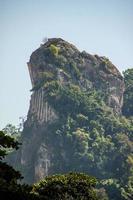 pico da agulha no bairro de copacabana foto