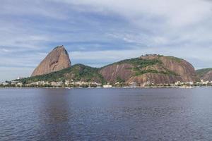 morro do pão de açúcar, no rio de janeiro, brasil foto
