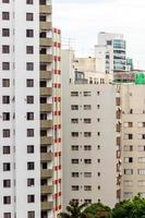 prédios no centro de são paulo, brasil foto