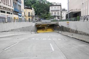 túnel rio 450 no rio de janeiro, brasil foto