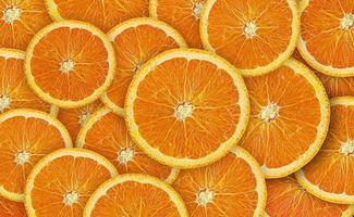 fundo de fruta laranja foto