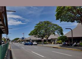 ilha do havaí, aeroporto de kona, havaí foto