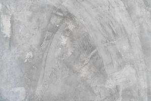 fundo de parede de concreto cinza vazio foto