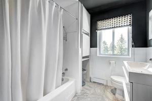interior da casa canadense foto