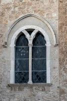 detalhe da igreja de san francesco em terni foto