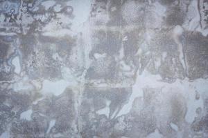 grunge arranhou a parede de concreto suja, plano de fundo foto