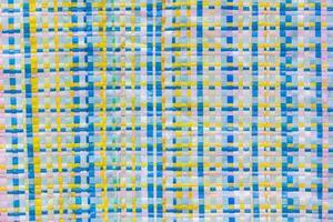 fundo de textura de saco plástico closeup extrema foto