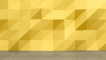 fundo abstrato geometria vívida. foto