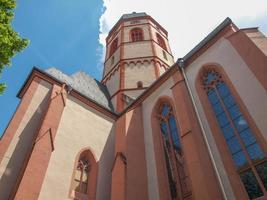 Igreja de São Estevão Mainz foto