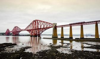 a quarta ponte, edimburgo foto