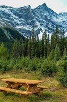 parque provincial peter lougheed alberta canadá foto