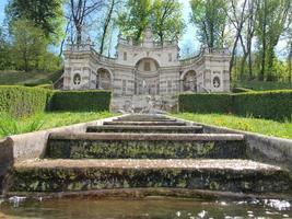 villa della regina, turin foto